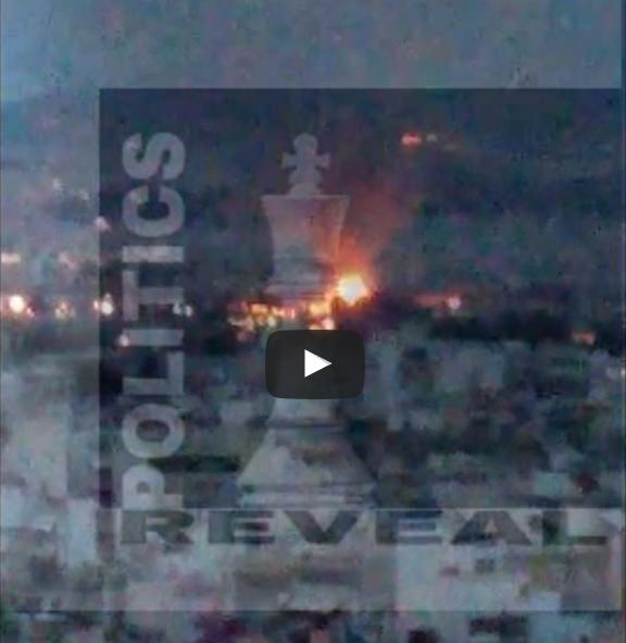 Φωτιά Ξέσπασε στον Ταύρο Αττικής σε Αποθήκη Ελαστικών(+Βίντεο)
