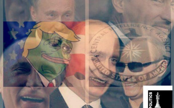 Η Υπόθεση του Εκβιασμού του Donald Trump από την Ρωσία Παίρνει Σουρεαλιστική Στροφή.