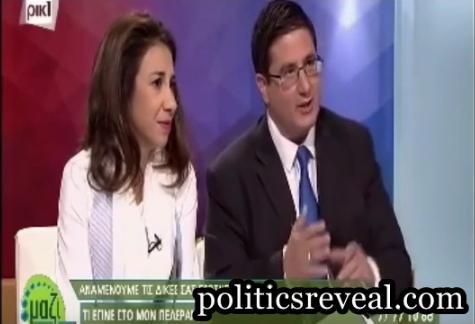 Σφοδρή επίθεση Ελίτας Μιχαηλίδου στον Βουλευτή της Συμμαχίας Πολιτών, Σίμο Αγγελίδη (+Video)