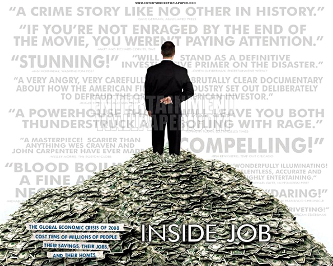Inside job | The Biggest Bank Heist Ever!