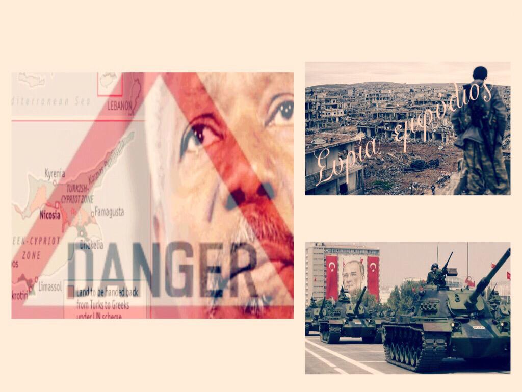 Άρθρο-συναγερμός: Για να μη γίνει η Κύπρος μια νέα Συρία