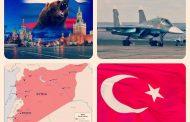 ΣΥΡΙΆ :Ρωσικά πυρά 3 νεκροί Τούρκοι!