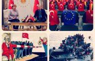ΒΙΝΤΕΟ-Τούρκος έγινε ο Τ. Ερτογαν  με την Καγκελάριο !