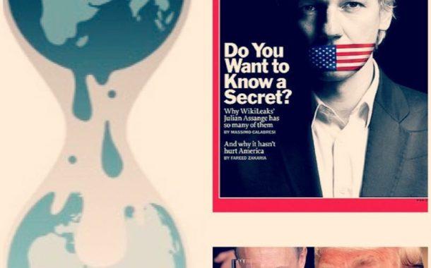 Τραμπ + Πούτιν + Wikileaks =White House