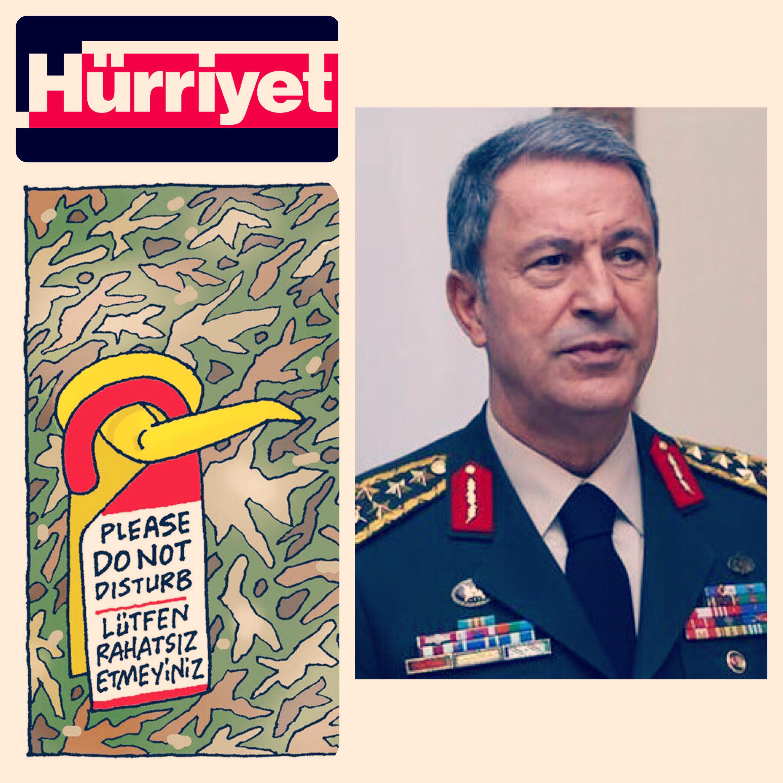 Τούρκικος Στρατός- Σε Αποσύνθεση