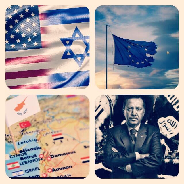 Ο Γεωπολιτικός Έλεγχος της Κύπρου