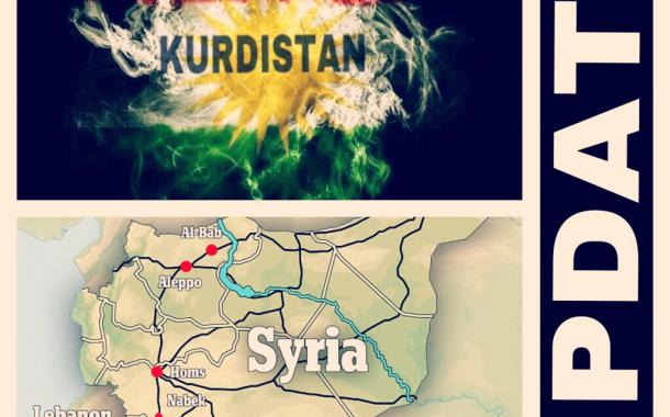 Συριακό-ασχημες εξελίξεις για Τουρκία (UPDATE/ΧΑΡΤΗΣ)