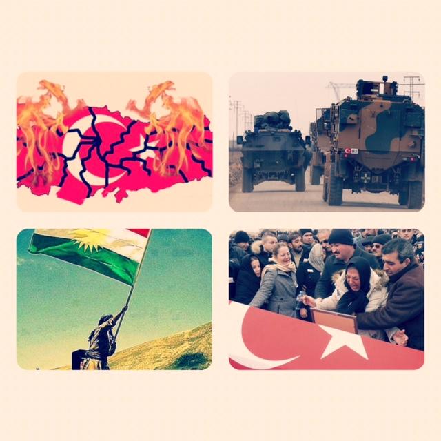 Τουρκία-Φευγουν με την Ουρά στα Σκέλια