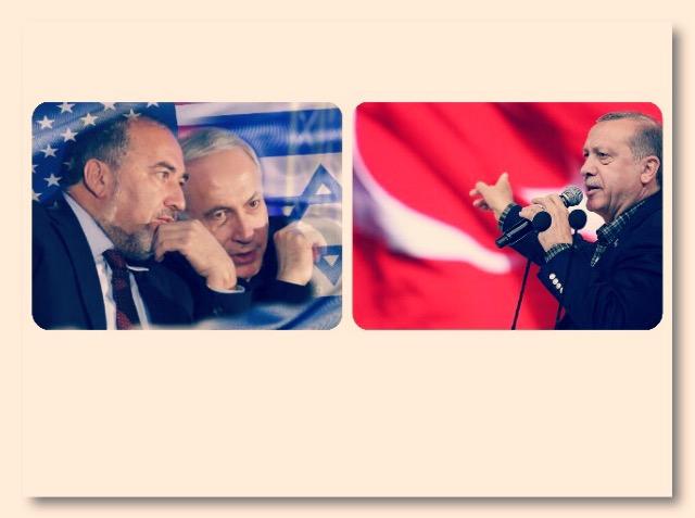Ενεργειακό-Αγωγός Τουρκίας/Ισραήλ