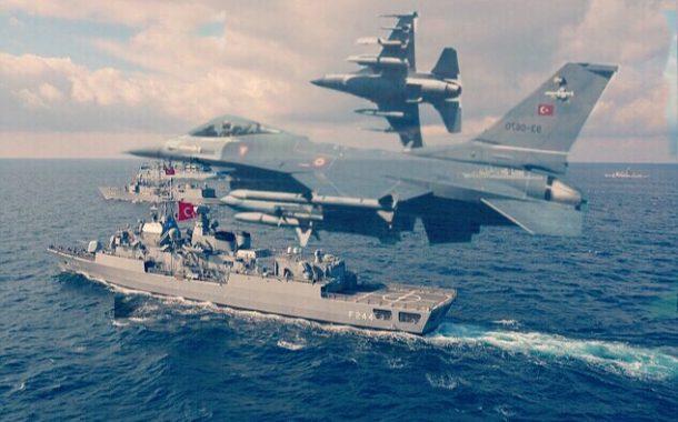 Στρατηγική εντάσεως από την Άγκυρα στο Αιγαίο