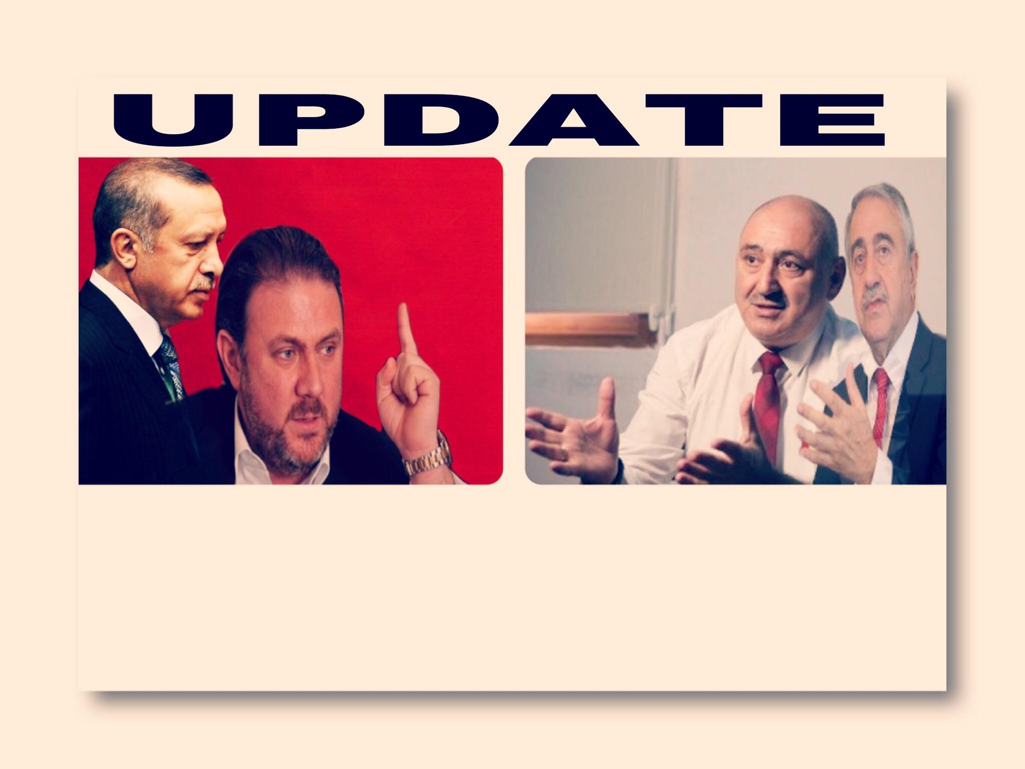 UPDATE/Τουρκία - Δεν Μπορεί να Υπάρξει Αναγνώριση του Ψευδοκράτους