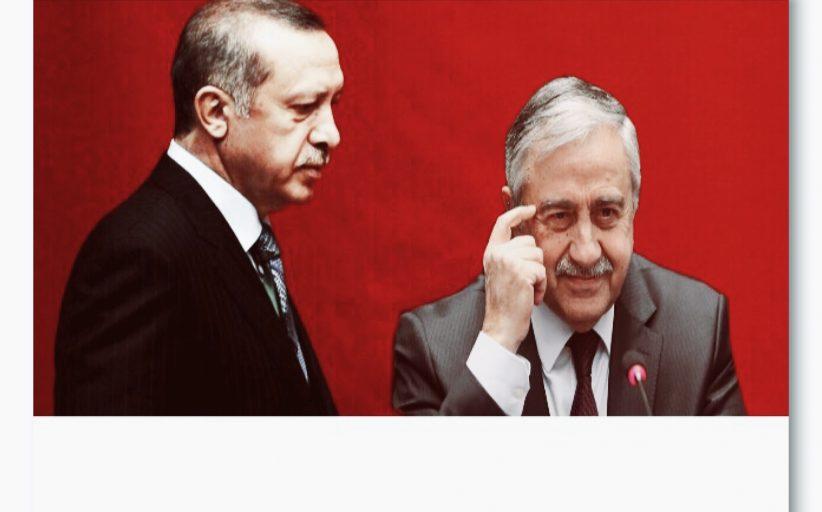 Κατοχικός Ηγέτης -Έμμεση Παραδοχή για Διάλυση Της Κυπριακής Δημοκρατίας