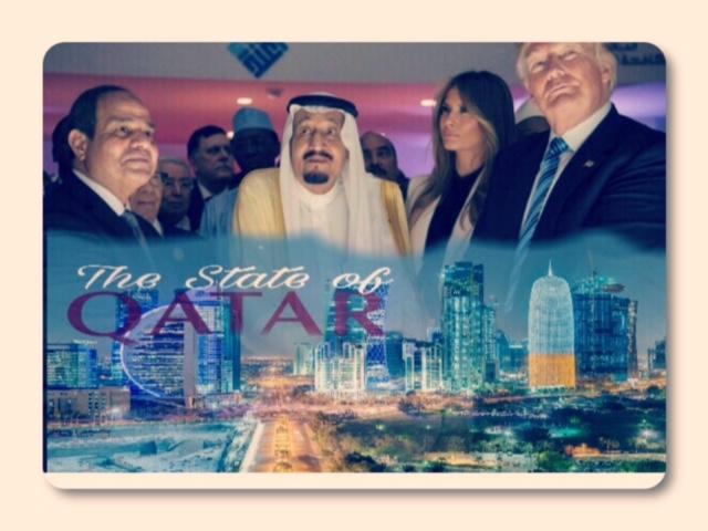 Το Κατάρ στο Μάτι του Κυκλώνα