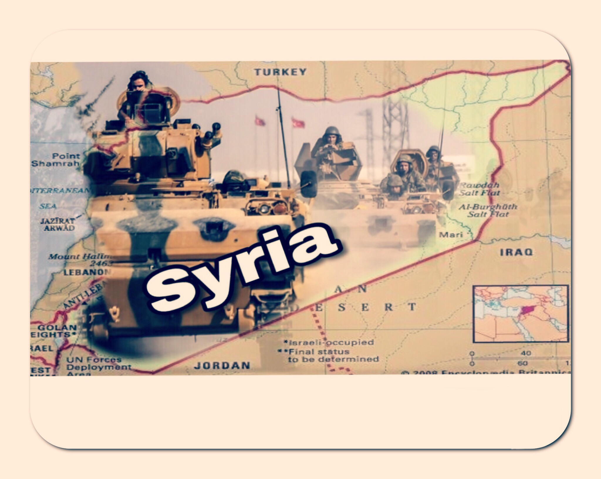Η Εισβολή της Τουρκιάς στο Ιντλιμπ – Ανάλυση